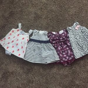 Other - Lot of 4 newborn dresses